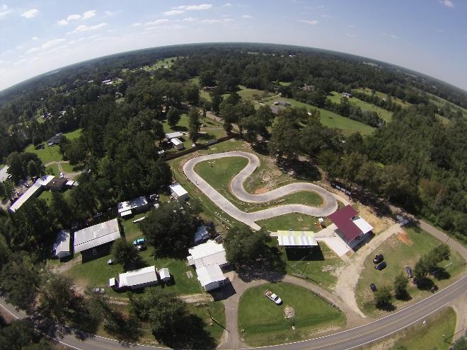 River Road Go-Kart Track